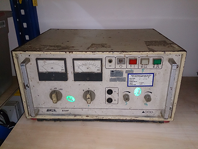 Cable Sheath Tester and Fault Locater KMP 10