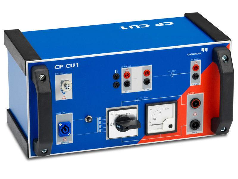 OMICRON CPCU1 - Line Impedance Tester