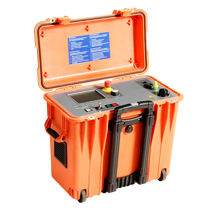 SebaKMT Cable sheath tester and fault locater - MFM-10