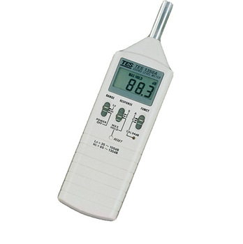 TES-1350A - Sound level meter