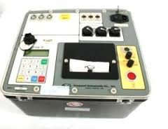 Vanguard Instrument CT6500 - Circuit Breaker Analyzer Motion