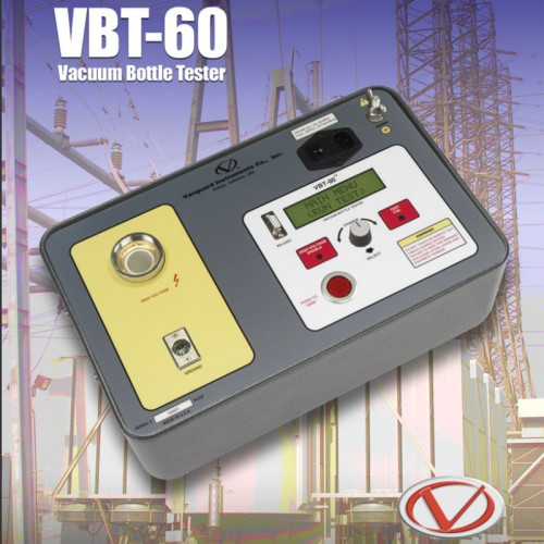Vanguard Instrument VBT 60 - HV Vacuum bottle tester